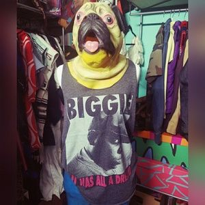 BIGGIE tank from FOREVER 21!!